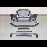 Audi A3 V8 13-15 Sportback Look RS3 II Body Kit