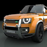 Land Rover Defender 2020> Startech Front Apron Body Kit