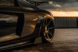 """20"""" Ferrada FR7 Alloy Wheels Matte Black"""