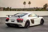 Audi R8 MDesign Carbon Fiber Rear Spoiler V8 V10 2017 >