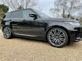 "22"" Range Rover Sport Alloy Wheels & Pirelli Tyres Style 9012 Genuine L405 L494"