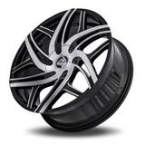 """24"""" Diablo Hurricane Alloy Wheels"""