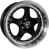 "15"" Calibre Dub Alloy Wheels"
