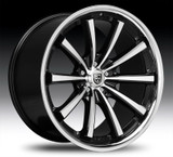 "22"" Lexani CVX-55 Alloy Wheels"