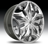 "17"" Lexani Firestar Alloy Wheels"