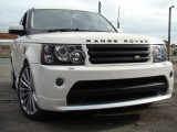 Range Rover Sport Autobiography Front Bumper 2005-2009