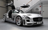 Mercedes SLS Body Kit Prior Design