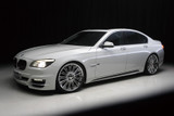 BMW 7 Series 2010 > Black Bison Edition Wald Body Kit