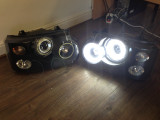 Range Rover Vogue L322 Headlight Upgrade to 2012 Style LED