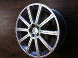 "22"" Alloy Wheels & Tyres Range Rover 2012"
