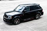 "Land Rover Vossen VVS CV3 22"" Alloy Wheels"