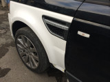 Range Rover Sport 2012 Replacement front wing passenger side
