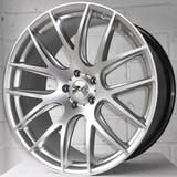 """Zito 935 22"""" Alloy Wheels Silver"""