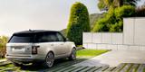 Range Rover Vogue L405 Rear bumper original Landrover