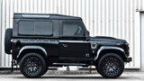 Land Rover Defender 90 Kahn Wide track Arch Kit