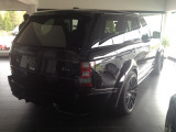 Range Rover Vogue 2013 Lumma Design Body kit