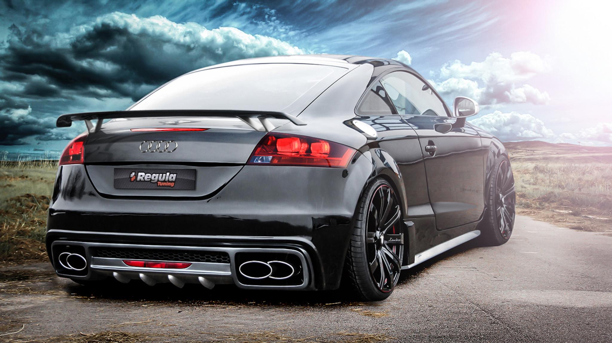 Audi Tt 8j Rs Body Kit Meduza Design Ltd