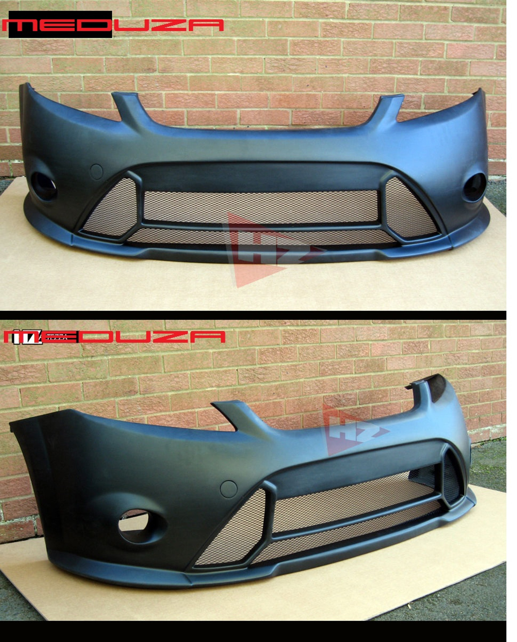 Ford Focus Rs Type Front Bumper 2009 2012 Models Bodykit