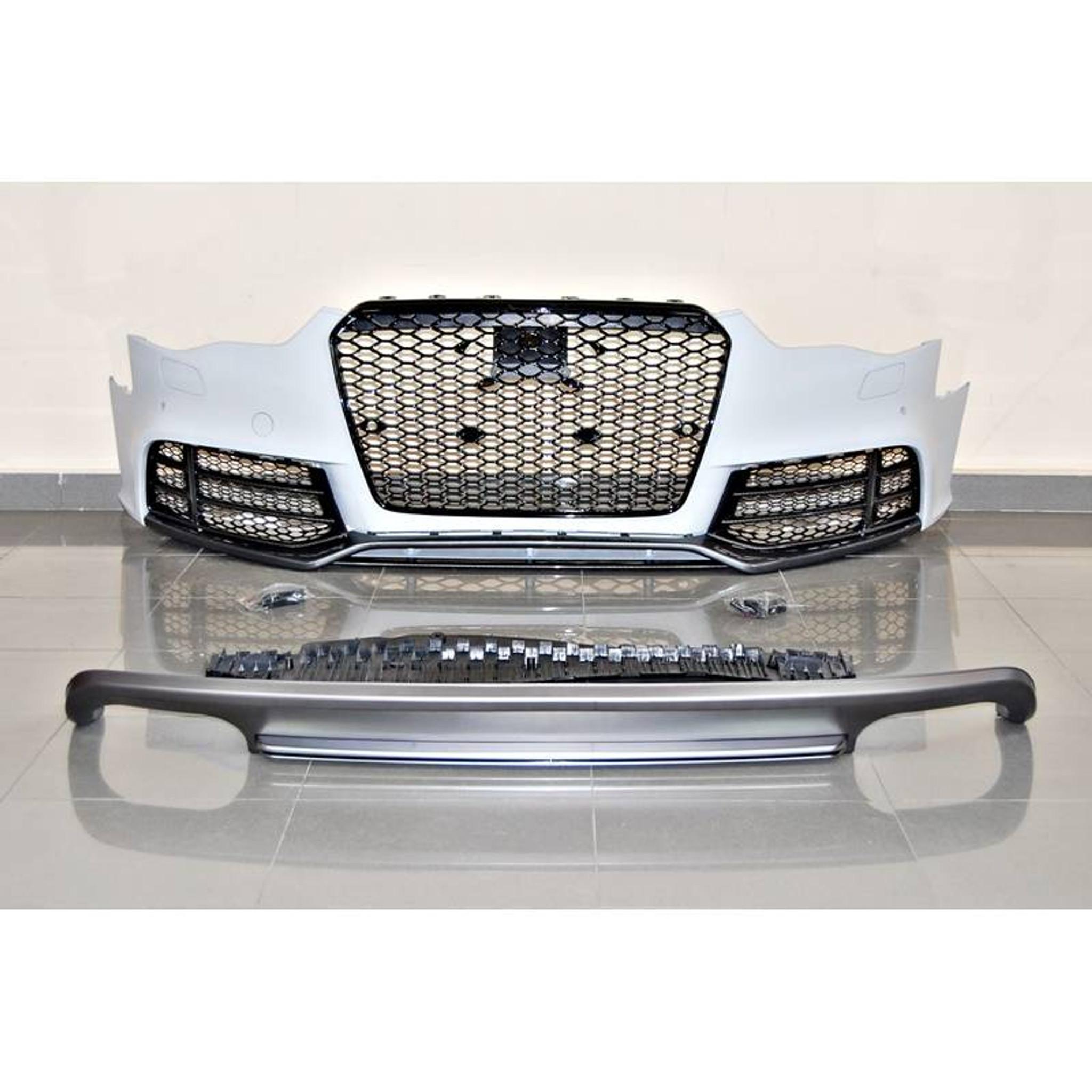 Body Kit Audi A5 Coupe 2012 2015 Look S5 Meduza Design Ltd