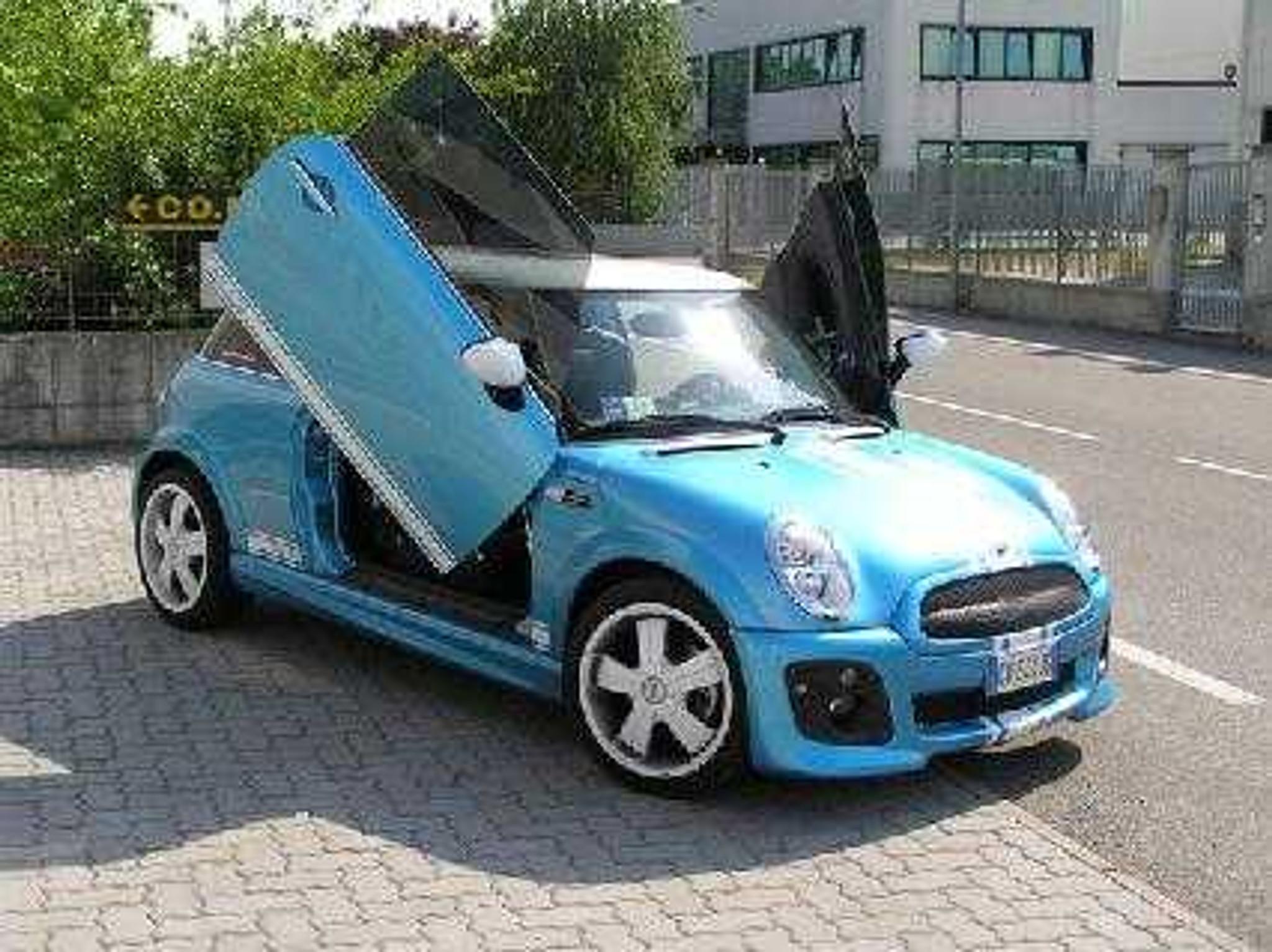 BMW Mini Cooper >> Bmw Mini Cooper Lsd Door Conversion Kit