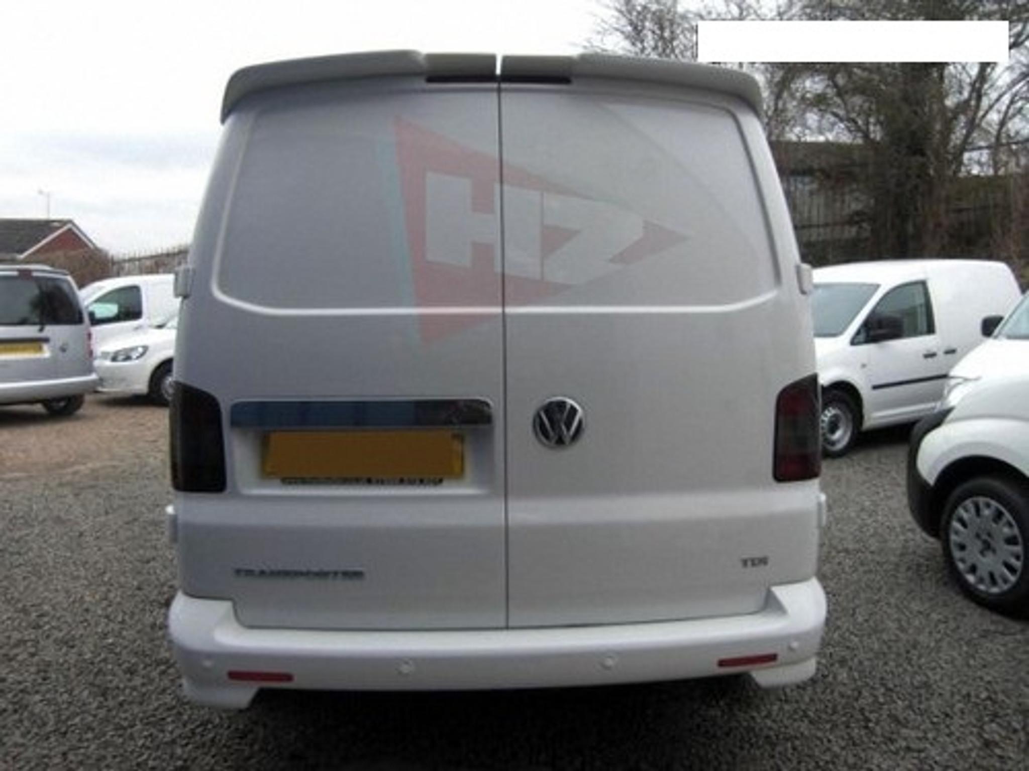 Barn Doors Volkswagen Transporters T5//T5.1 Rear Spoiler
