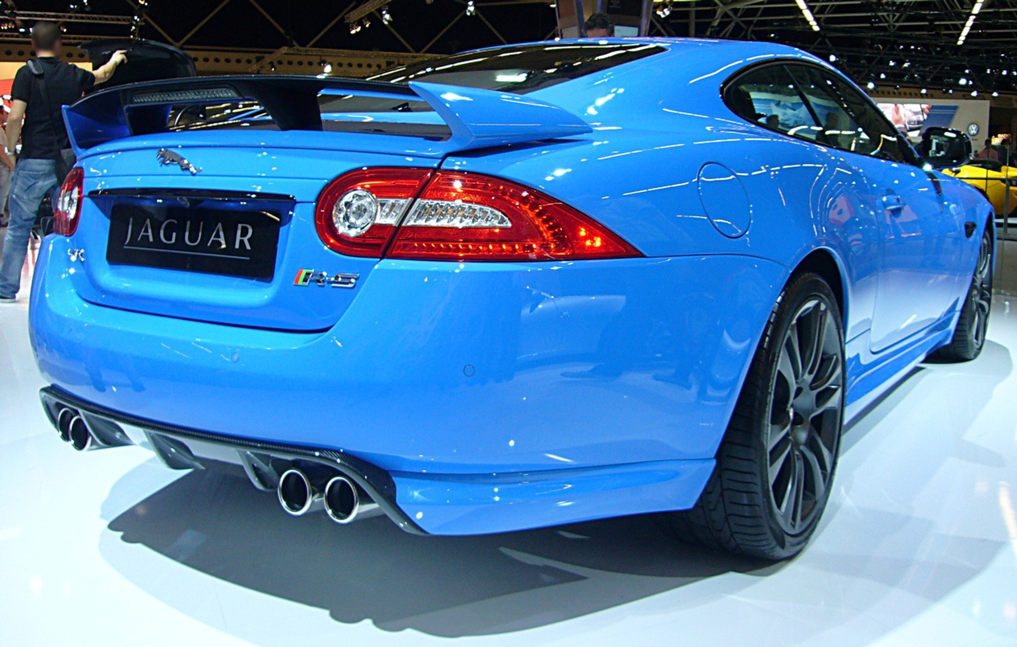 Jaguar XKR-S Coupe Body kit Conversion