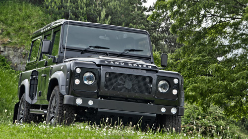 Land Rover Defender 110 - Wide Track Arch Kit