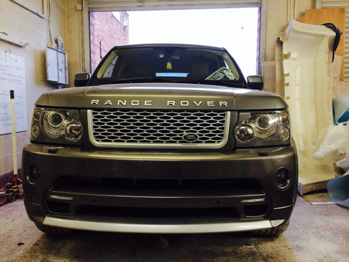 RANGE ROVER SPORT AUTOBIOGRAPHY STYLE FRONT BUMPER FOR 05-09