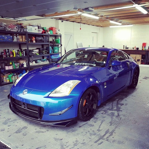 Nissan 350Z Nismo Style N2 Front bumper