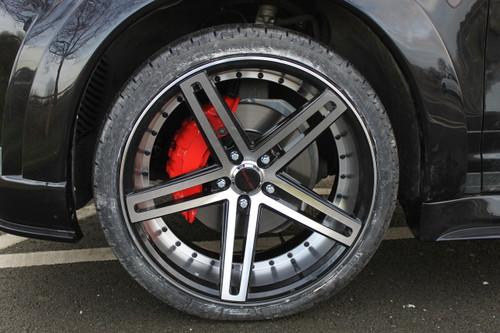 Porsche Cayenne Meduza R 958 Wide Bodykit