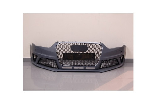 Audi A4 B9 15 Look RS4 Front Bumper Bodykit