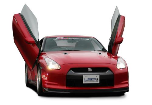 Nissan GTR R35 LSD Lambo Doors