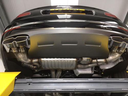 Bentayga V8 Diesel - Sound Architect (2017 on)