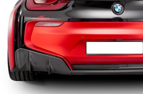BMW i8 Carbon Fiber Rear Diffuser AC Schnitzer