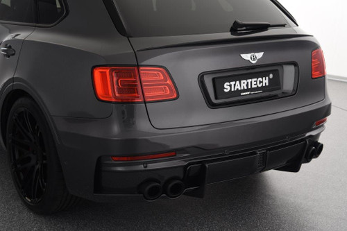 Startech Rear Bumper Bentley Bentayga
