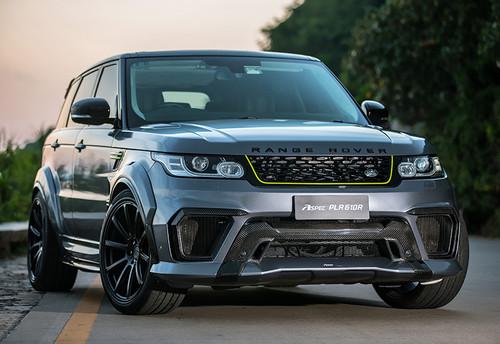 Range Rover Sport L494 2013-2018 ASPEC Body Kit #ASPEC #RangeRoverSport #JLR #BodyKit #Tuning #Luxurycars #Luxurylife