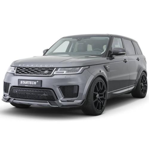 Range Rover Sport 2018 Startech Wide Arch Fender Flares