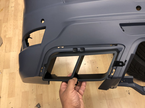 Range Rover Sport L494 LM Rear Bumper with Tailpipe Finishers
