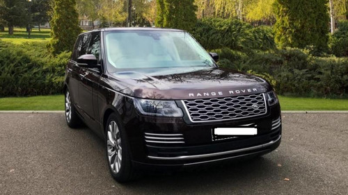 Range Rover Vogue L405 2019 Facelift Conversion to Autobiography SV