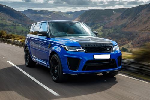 Range Rover Sport SVO Body Kit Genuine Land Rover