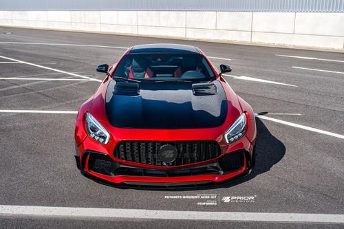 Mercedes GT/GT S Prior Design PD700GTR Wide Body Kit