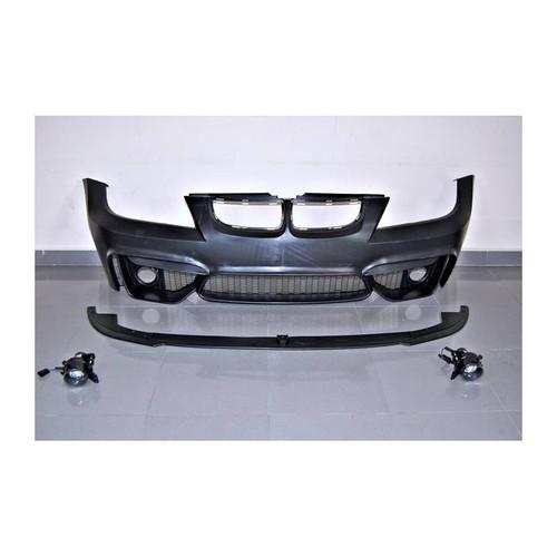 Front Bumper BMW E90 / E91 2005-2007 LOOK M4