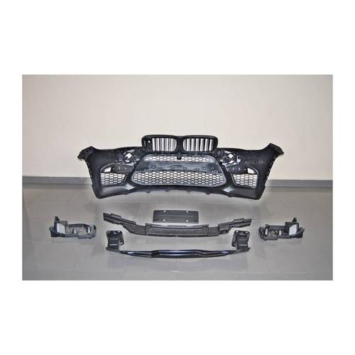 BMW X6 F16 X6M Style Body Kit
