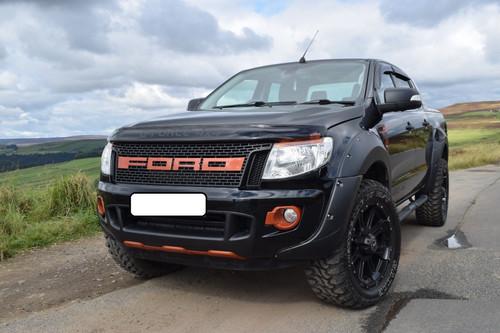 Ford Ranger Raptor Style Body Kit Wheels Tyres