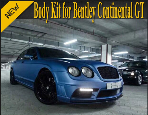 Bentley Continental Flying Spur Sedan Body Kit