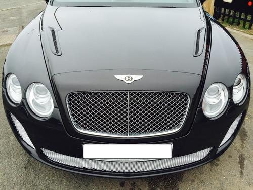 Bentley Continental Flying Spur 2004-2010 Bonnet Vents