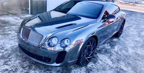 Bentley Continental GT 2004-2009 Headlight Upgrade to 2013