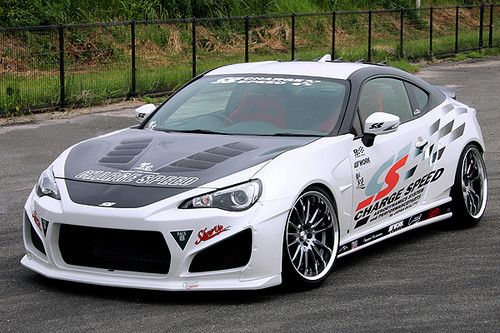 Toyota GT86 BRZ ZC6 Charge Speed Style Body Kit