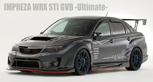 Subaru Impreza WRX STI GVB - Ultimate V Style Body Kit