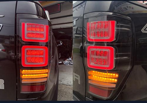 Ford Ranger LED Rear Lights 2015>